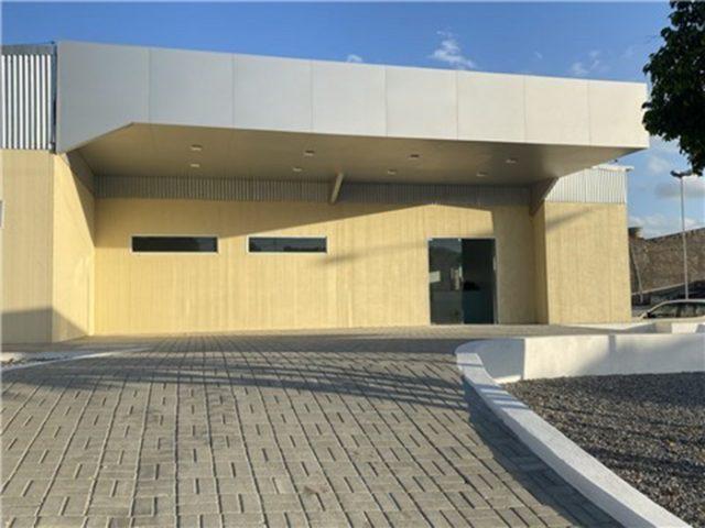 Primer hospital de Brasil con sistema constructivo de hormigón-PVC